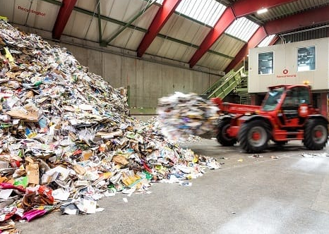Recycling © Initiative Rund geht's