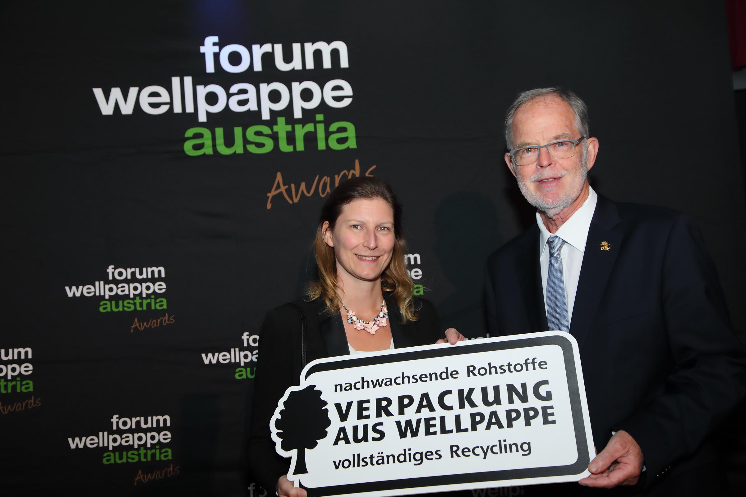Wellpappe Austria Award 2018 © com_unit/L. Schedl