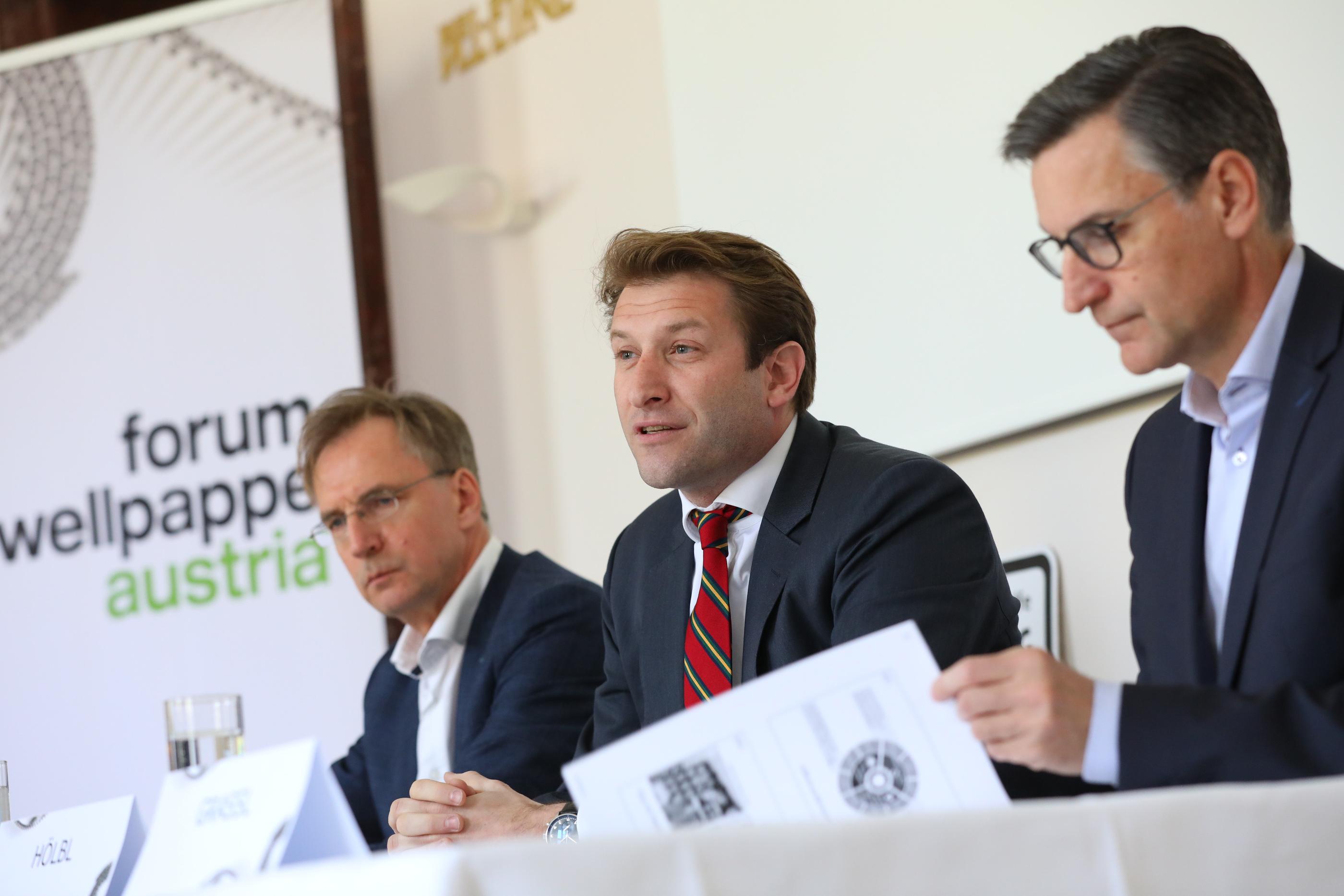 D. Glawischnig, FWA, M. Hölbl, FWA, G. Grassl, Henkel (c) FWA