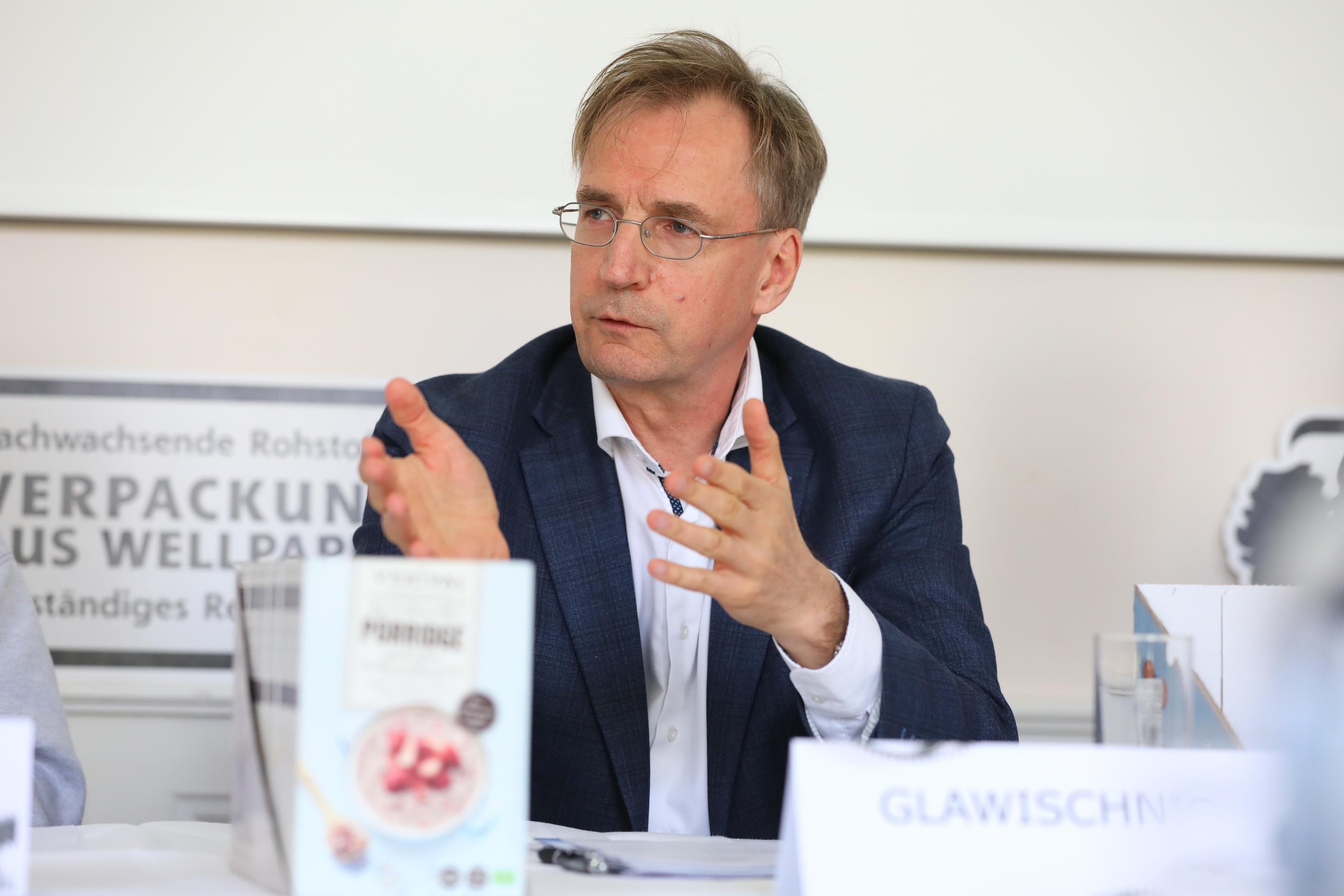 Dieter Glawischnig © L.Schedl