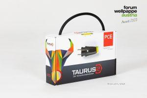 Musterbox Taurus, Gewinner POS, Gruber Kartonagen